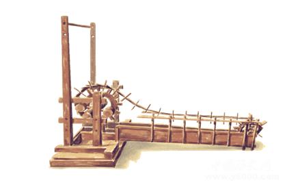 马钧的发明有哪些_马钧的发明介绍_中国历史网