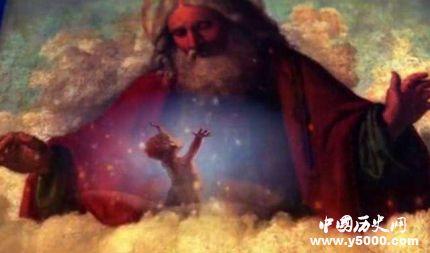 上帝七天創造世界故事_世界最初的七天的故事