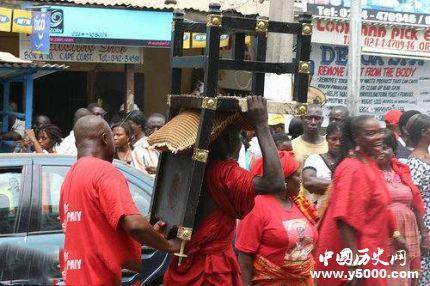 加纳为什么崇拜凳子