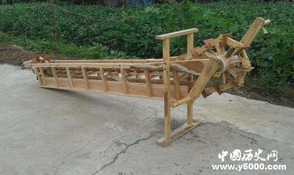 龙骨水车谁发明的_龙骨水车原理是什么