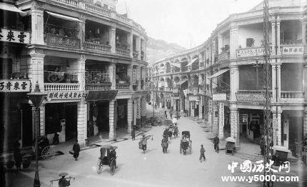 香港殖民地历史_香港殖民地多少年