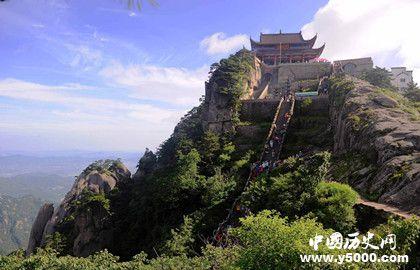 中国佛教四大名山是哪四个_中国佛教四大名山介绍_中国历史网