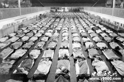 西班牙大流感死亡人數_西班牙大流感為什么消失