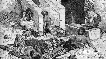 歐洲黑死病死亡人數_歐洲黑死病怎么結束的