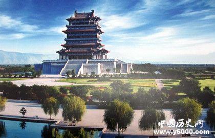 鹳雀楼名字的由来_鹳雀楼的文化底蕴_中国历史网