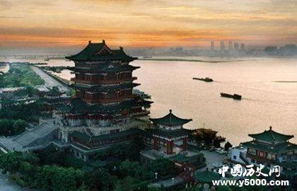 中国十大文化名楼有哪些_中国十大文化名楼介绍_中国历史网
