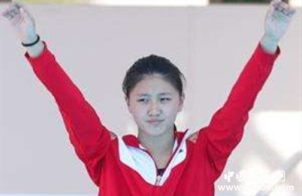 中国摘大运会首金_中国大运会首金是谁