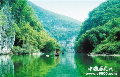 小三峡的历史文化_小三峡有哪些景点_中国历史网
