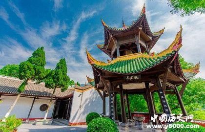 白帝城的由来_白帝城有哪些名胜古迹_中国历史网