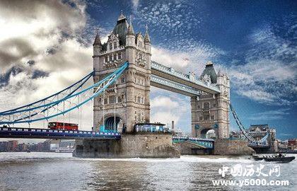倫敦塔橋的建筑特色與人文價值