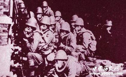 毒气弹的使用历史_毒气弹有哪些类型特征_中国历史网