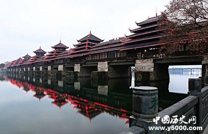 中国著名风雨桥你知道有哪几座吗