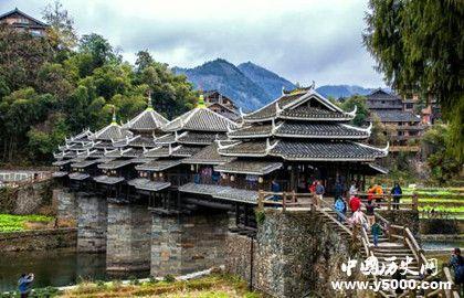 风雨桥的建筑特点_风雨桥的神话传说_中国历史网