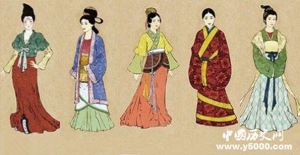 中国传统服饰的文化内涵_中国传统服饰的特点