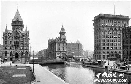 伊利运河在哪里_伊利运河对美国的影响_中国历史网