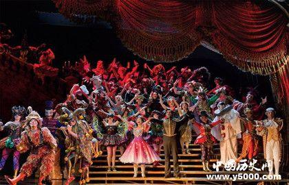 歌剧是怎么产生的_歌剧与音乐剧的区别_中国历史网