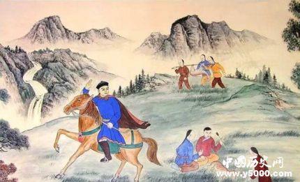 满族传统故事_满族民间故事和传说