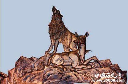 蒙古族民間傳說故事_蒙古族的神話傳說