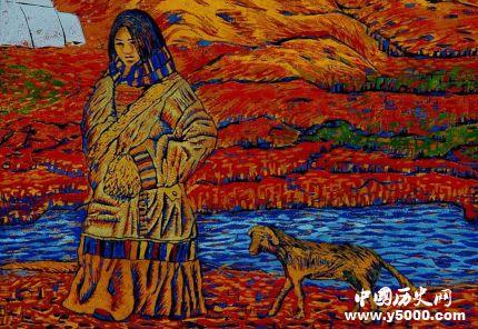 藏族传说故事_藏族神话传说