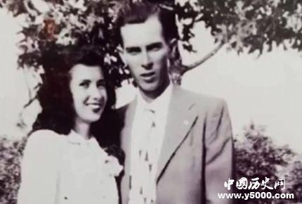 结婚71年同日去世_美国夫妇结婚71年同日去世