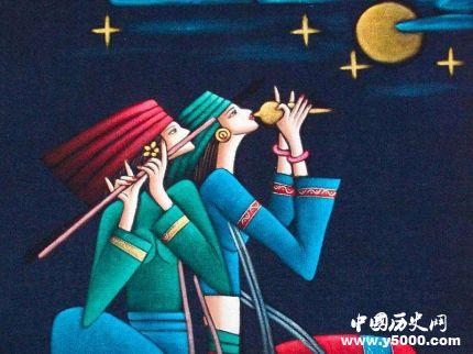 傣族民间故事和传说