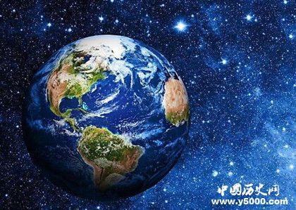 地球自转的动力来源_地球自转的动力是什么_中国历史网