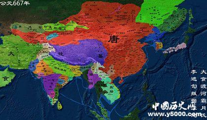 唐朝历史上最强大吗_唐朝的影响力有多大_中国历史网