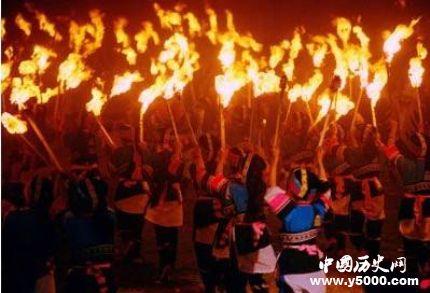 纳西族为什么过火把节_纳西族的火把节的来历