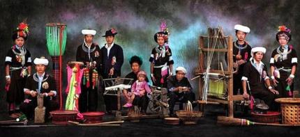 阿昌族的起源:历史久远的阿昌族文化