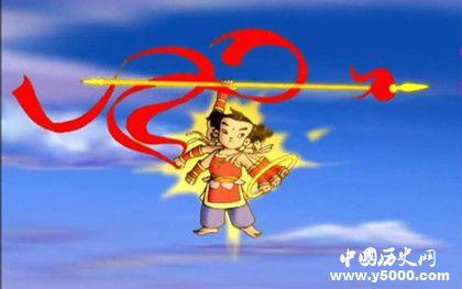 哪吒传奇故事简介_哪吒传奇故事内容_哪吒最后怎么样了_中国历史网