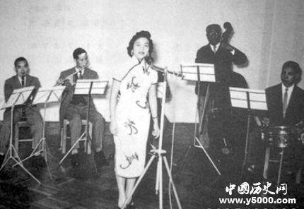 歌手姚莉离世_姚莉生平资料简介