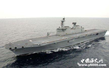 韓國將建準航母 用于韓軍未來的海外軍力投送