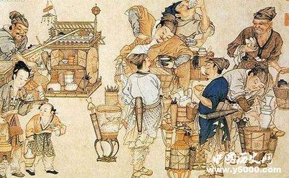 古代人怎么過夏天_古代人夏天是怎么度過的_中國歷史網
