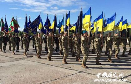 乌克兰国庆日的时间及来历_乌克兰国庆日活动_中国历史网