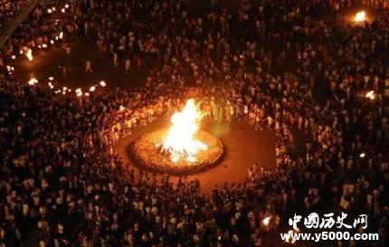 毛南族火把节的由来_毛南族火把节意义