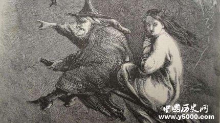歷史上著名的女巫_世界著名女巫