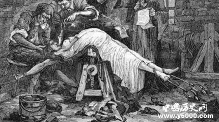 黑暗的中世纪审判女巫_女巫审判的背景_女巫审判的结果