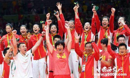 2019中国女子排球队_中国女排队长_2019中国女排队员名单