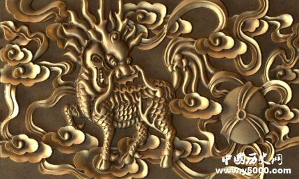 中國五大神獸排名_五大神獸有哪些_五大神獸誰最厲害