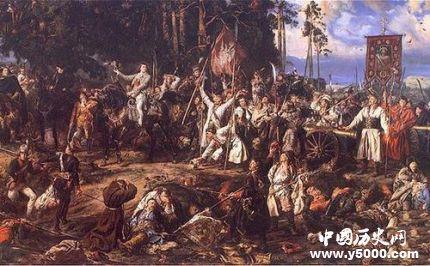 第一次瓜分波兰的背景_第一次瓜分波兰的内容_第一次瓜分波兰的影响