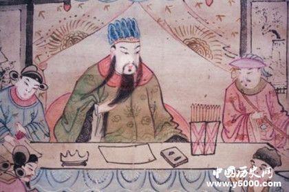 阎罗王故事_阎王爷的故事_阎王爷传说故事_阎王小故事_中国历史网
