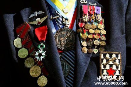 美军勋章大全_美军勋章有多少种_美军勋章等级