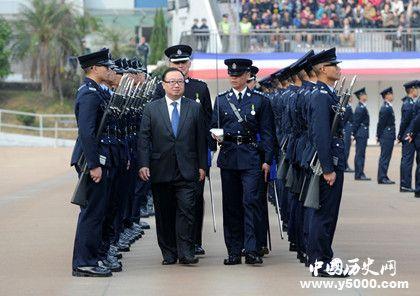 在香港警察怎么称呼_香港警察怎么称呼_香港警察的称呼有哪些_中国历史网