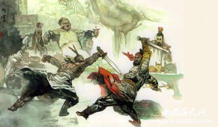 中国历史八大饭局_中国历史上最著名的饭局_历史著名八大饭局