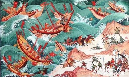 元朝能打过日本吗_元朝日本神风_假如元朝灭了日本_中国历史网