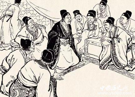历史十大宦官_中国历史有名的宦官_历史上有名的太监有哪些