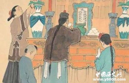 中元节的风俗_中元节怎么过_中元节怎么祭祀