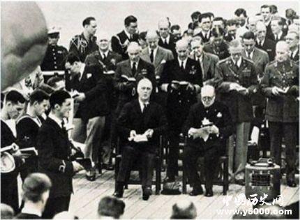 大西洋宪章的目的_大西洋宪章的主要内容概括_大西洋宪章签订的影响