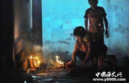 中元节的传说故事_关于中元节的传说_中元节的民间传说