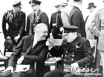 大西洋憲章:為二戰后的和平奠定基礎